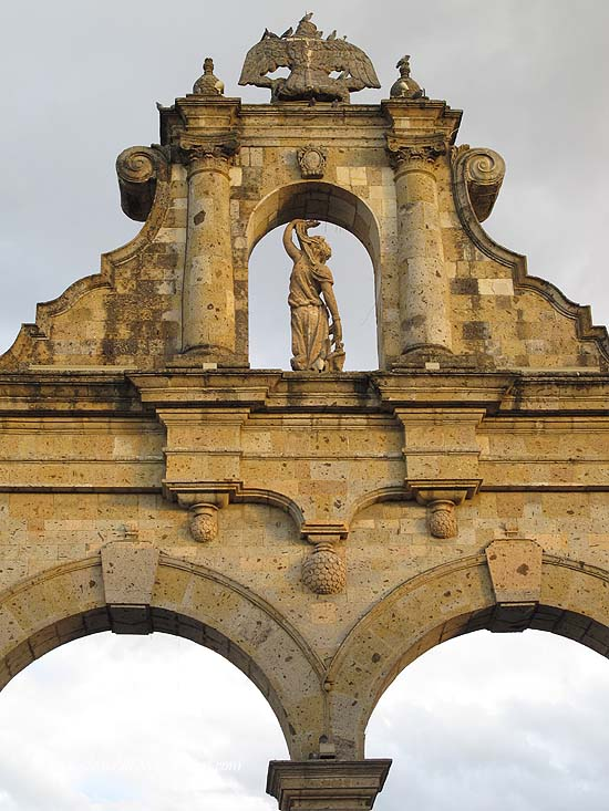 Basilica of Our Lady of Zapopan - Arch