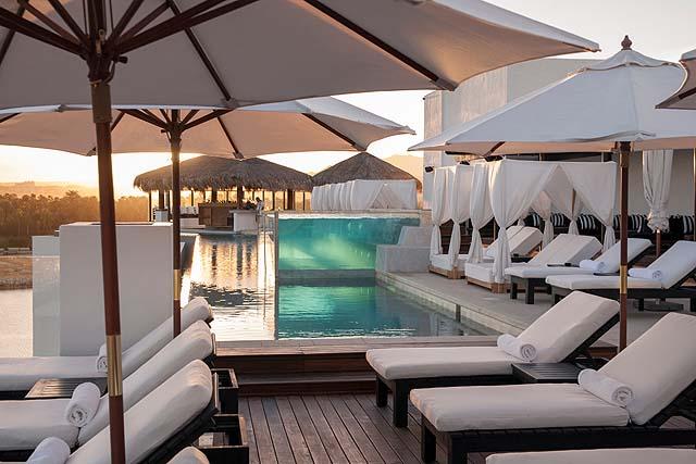 Why visit Los Cabos - Hotel El Ganzo pool