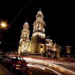 Morelia: Cathedral fireworks-and-music show a spectacle!