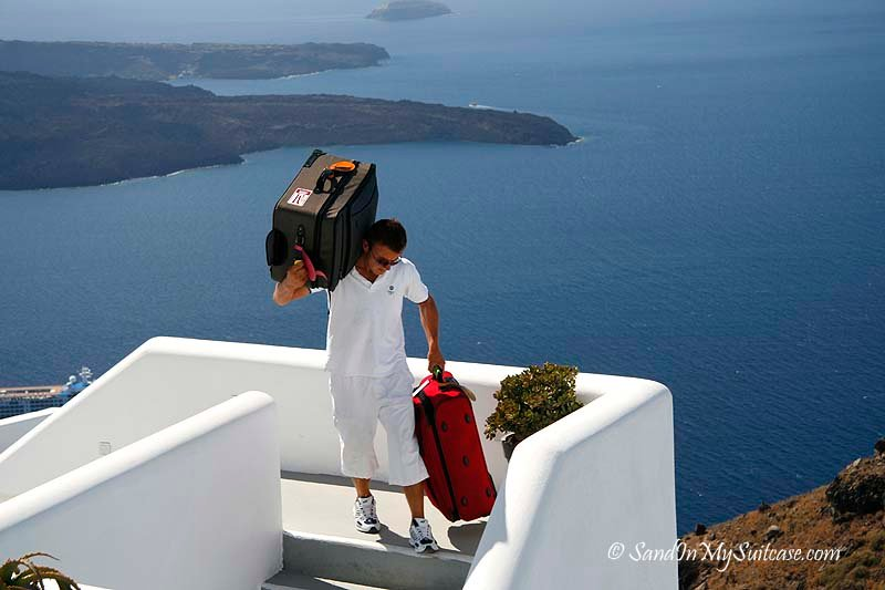 where to stay in santorini - grace santorini