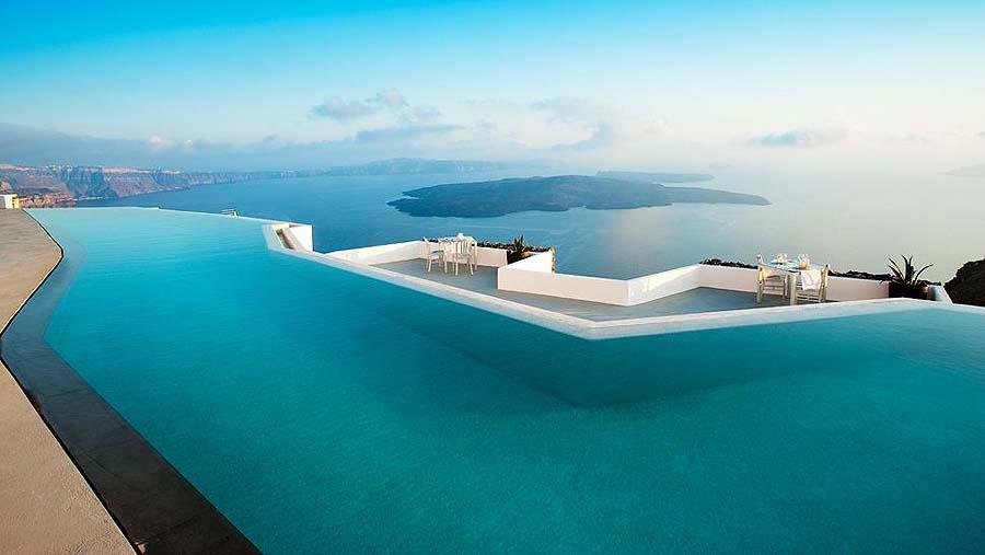where to stay in santorini - grace santorini
