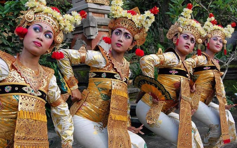 Ubud the cultural heart of Bali