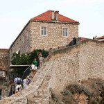 Getting High: Walking the Dubrovnik city wall