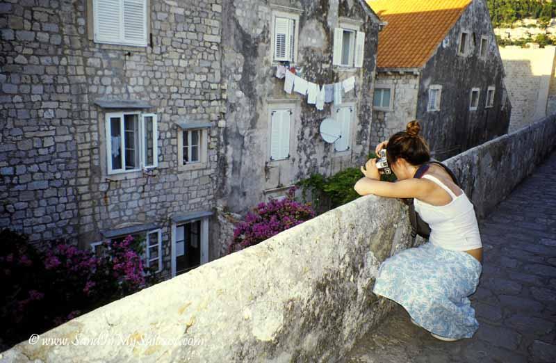 Dubrovnik city wall
