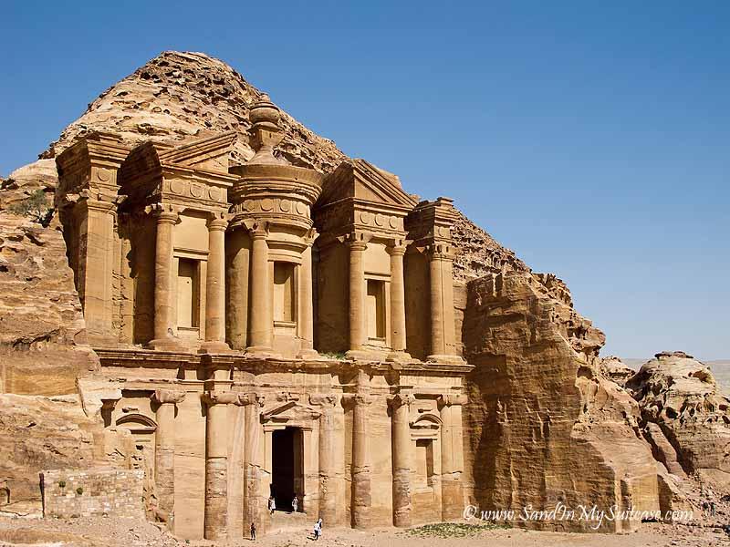 ancient Petra - Monastery