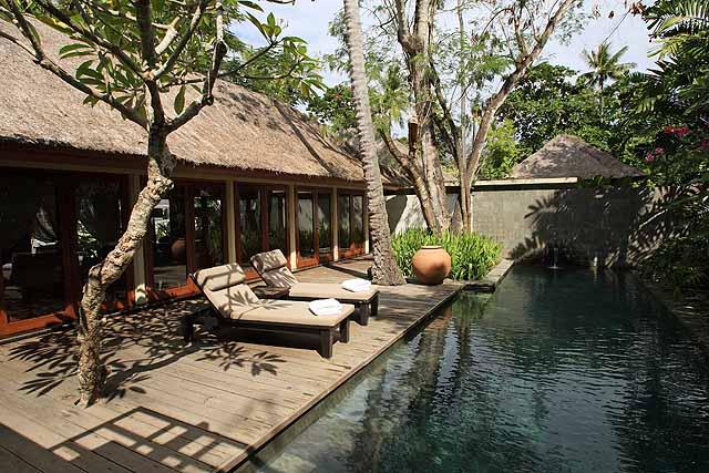 A dip in your private pool? photo Kayumanis Nusa Dua