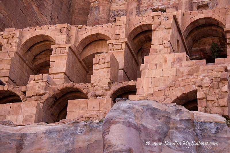 ancient Petra - Urn Tombs