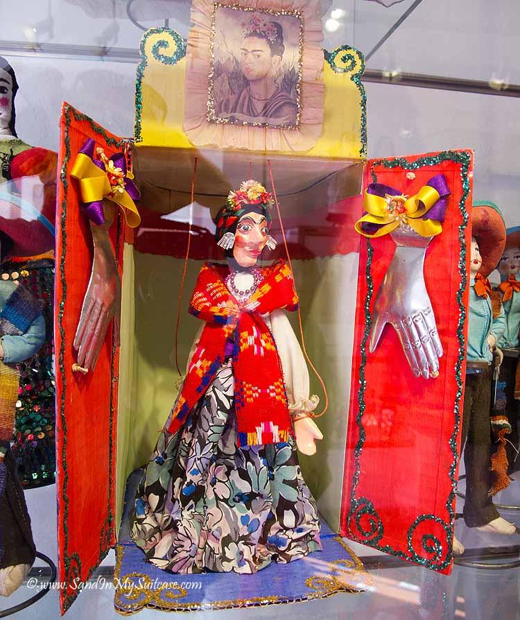 Toy Museum San Miguel de Allende - Frida doll