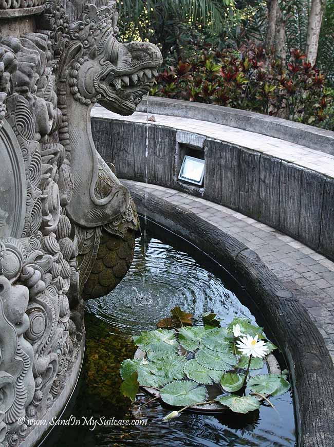 Ayung Resort Ubud - lotus pond