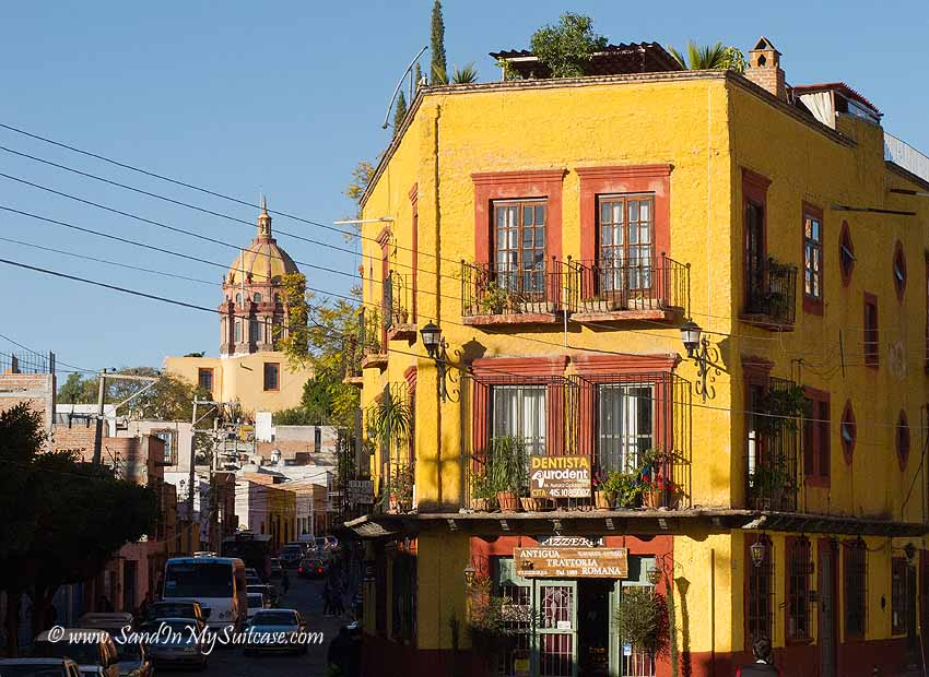 travel to San Miguel de Allende