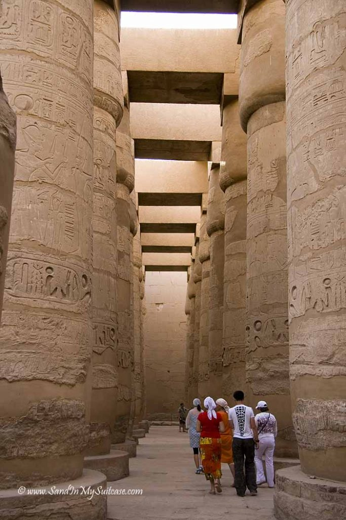 Temples of ancient Egypt: Temple of Karnak