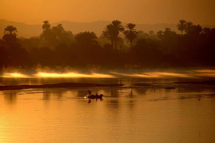 Nile River scenery