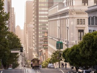 Ritz-Carlton San Francisco Club Level