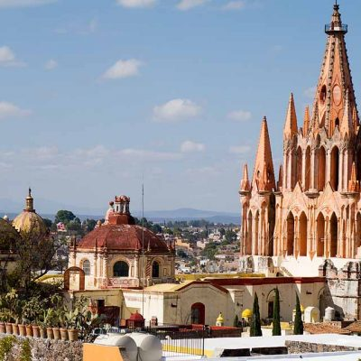 colonial cities of Mexico guide