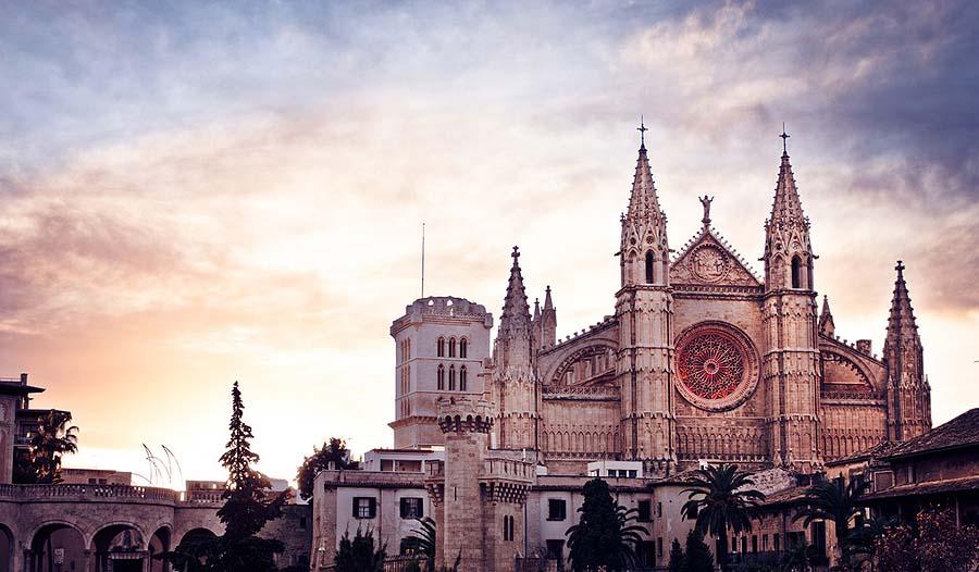 top yachting destinations - Majorca