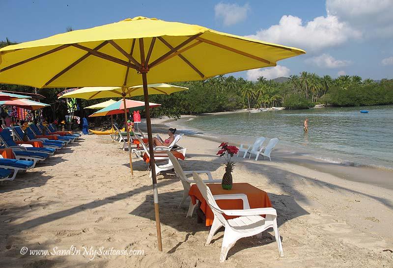 Zihuatanejo beaches - Los Gatas