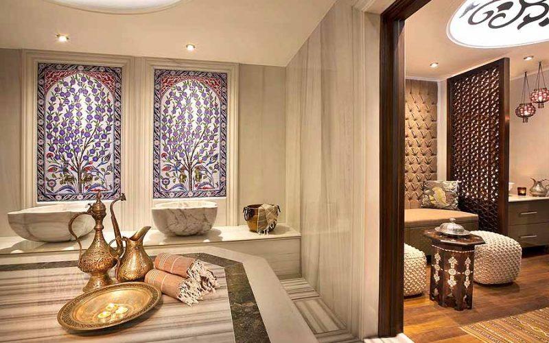 Turkish hammams in Istanbul - Ritz-Carlton Istanbul
