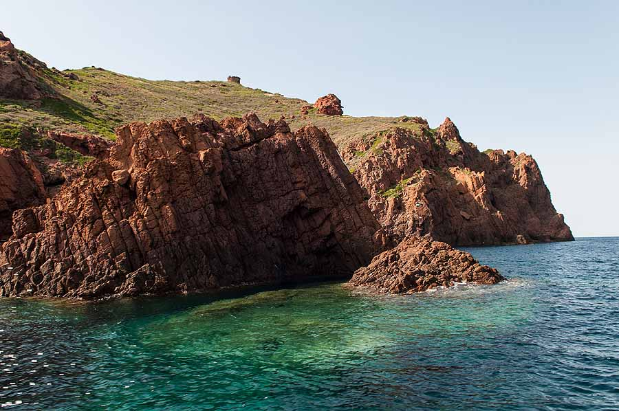 top yachting destinations - Corsica