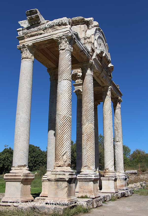 Voyages to Antiquity cruise - Aphrodisias