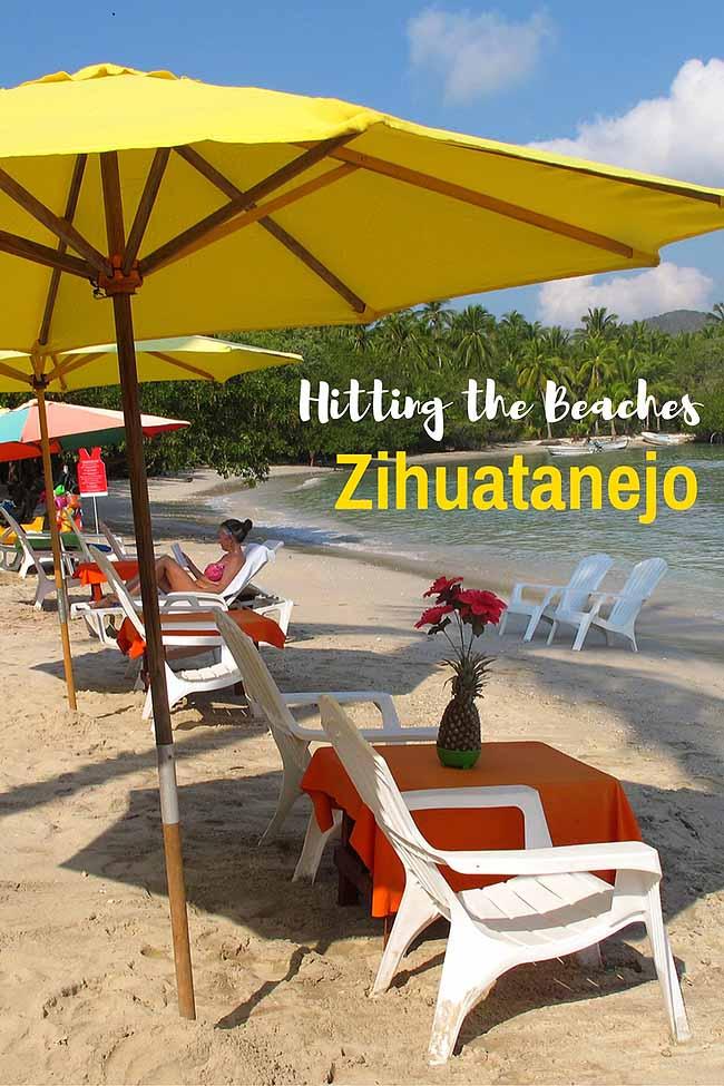beaches of zihuatanejo