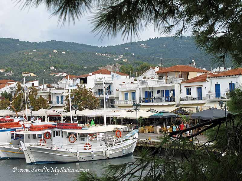Voyages to Antiquity cruise - Skiathos