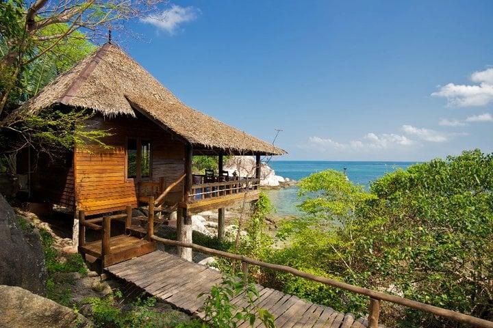 best Koh Tao bungalows - Sensi Paradise
