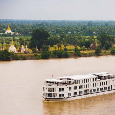 Irrawaddy River Cruise - Orcaella