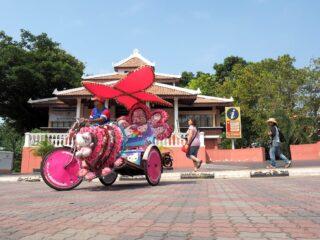 Malacca trishaw ride