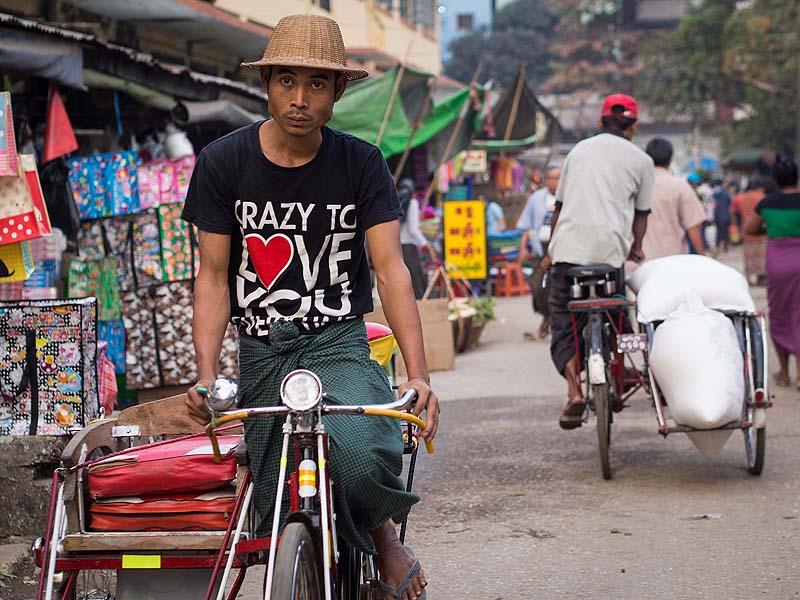 thoughts on Yangon