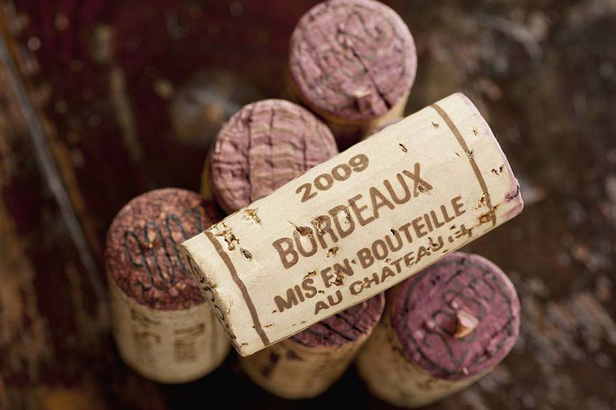 Ponant Cruises - French Bordeaux wines