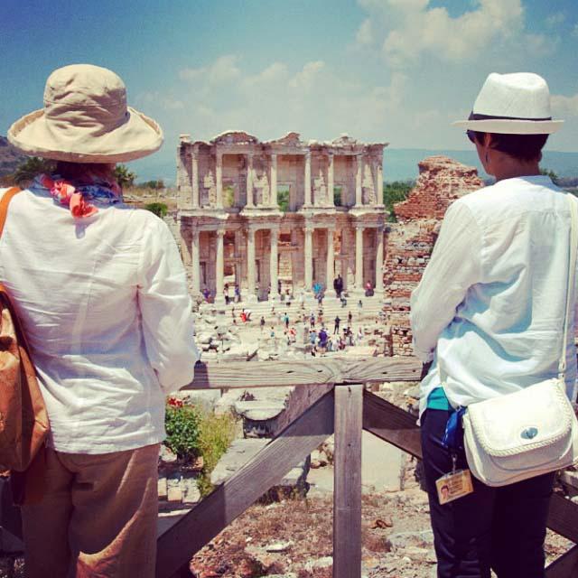 Best travel Instagrams - Ephesus