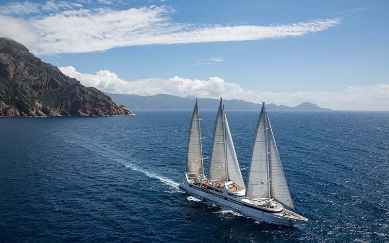 Ponant Cruises - Le Ponant