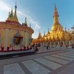 Snapshot Story: Myanmar's Shwesandaw Pagoda is bigger than the Shwedagon!