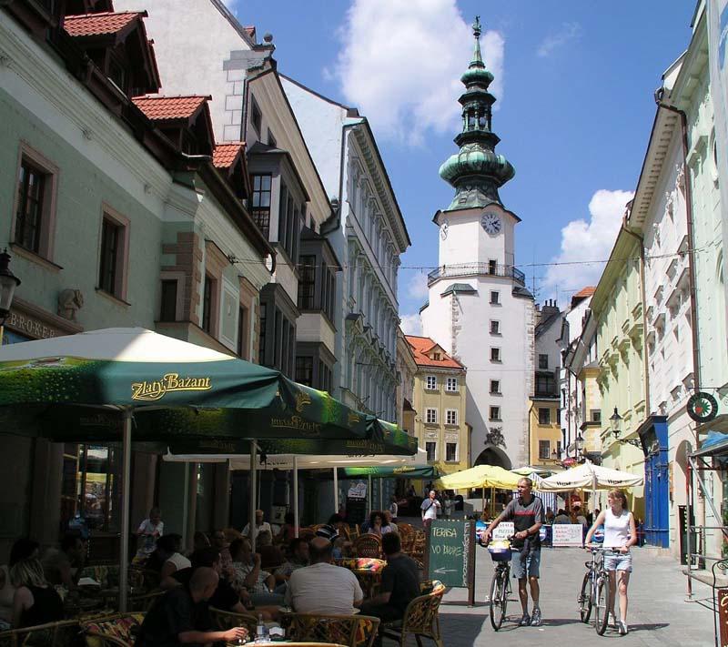 river cruising - Bratislavia, Slovakia