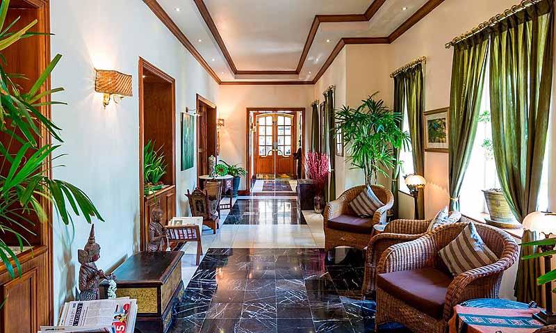 Savoy Hotel Yangon