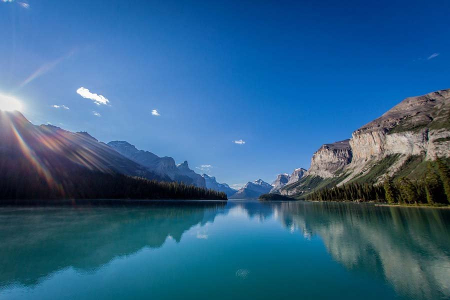Jasper National Park holiday