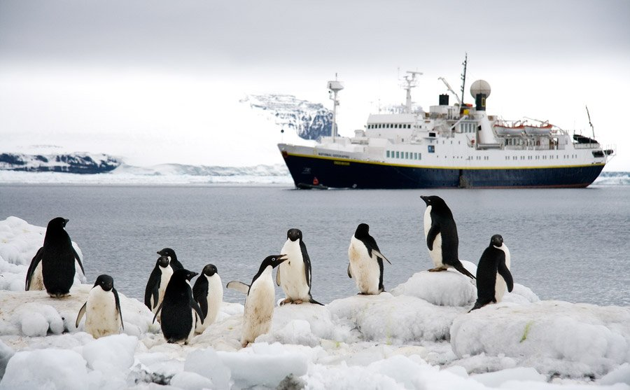 Antarctica expedition cruise