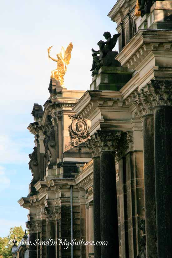 Things to do in Dresden: Admire the Baroque buildings