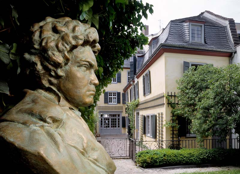 things to do in Bonn - Beethoven House