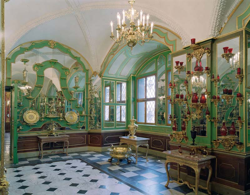 Dresden attractions - Historic Green Vault