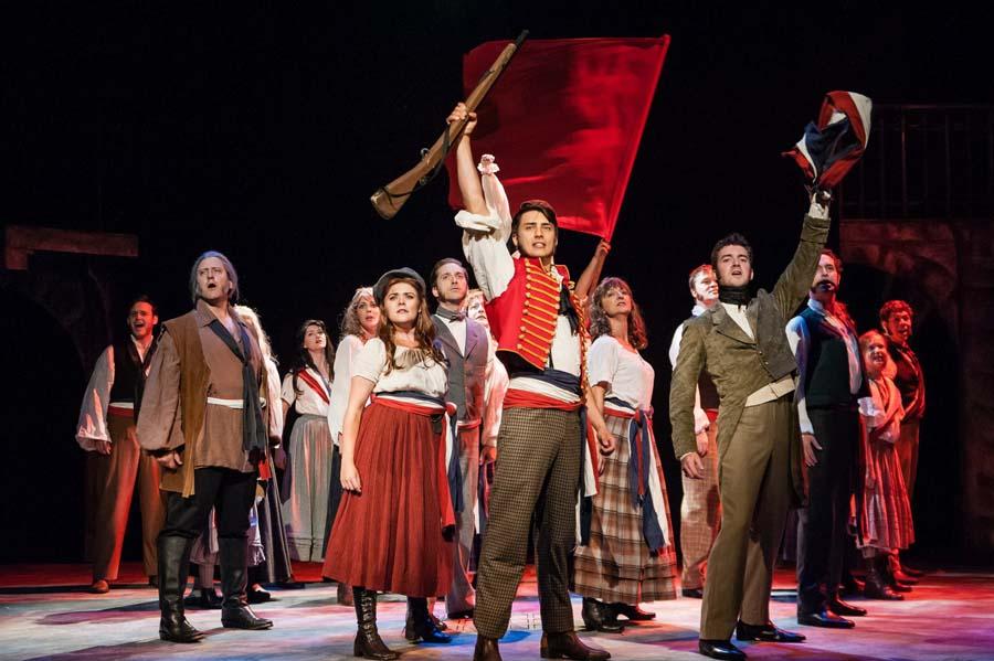 Stanley Theatre Vancouver - Les Miserables