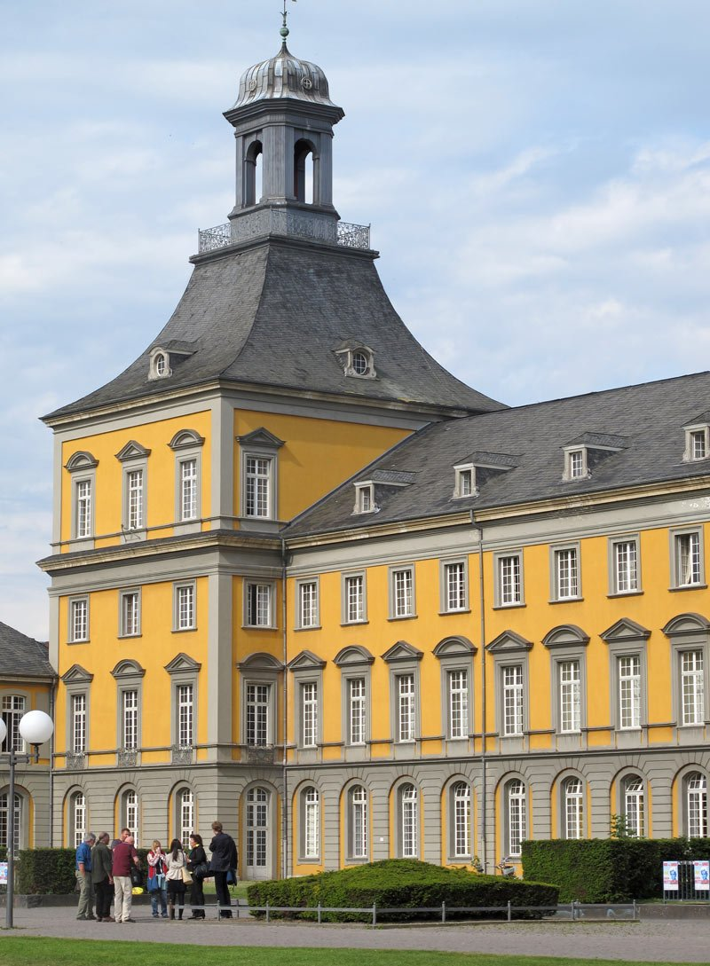 Visiting Poppelsdorf Palace is one of the best things to do in Bonn, Germany
