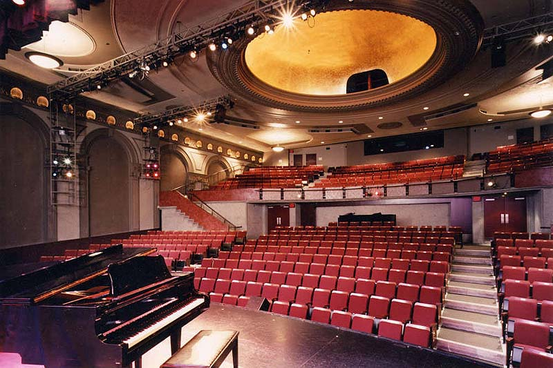 Vancouver theaters - Stanley Theatre Vancouver