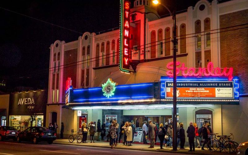 Vancouver theaters - Stanley
