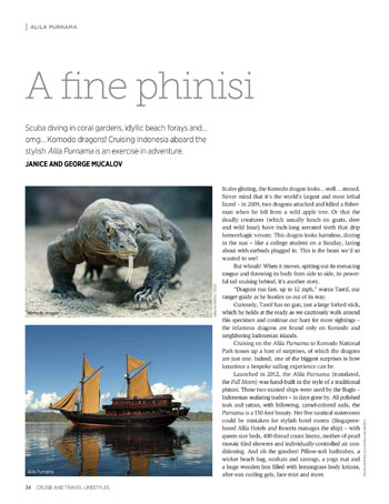A Fine Phinisi, Alila Purnama (CATL, Fall-Winter-2015)