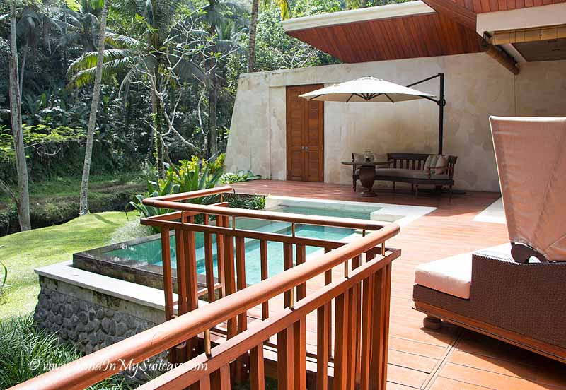 Four Seasons Sayan review - villa
