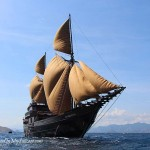 "The ""Alila Purnama"" in Indonesia: Sailing, diving and, oh my, Komodo dragons!"
