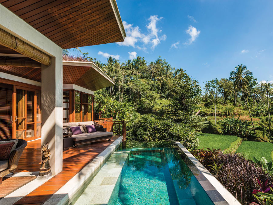 Four Seasons Sayan Review Jungle Luxury In Ubud Bali Sand In My Suitcase