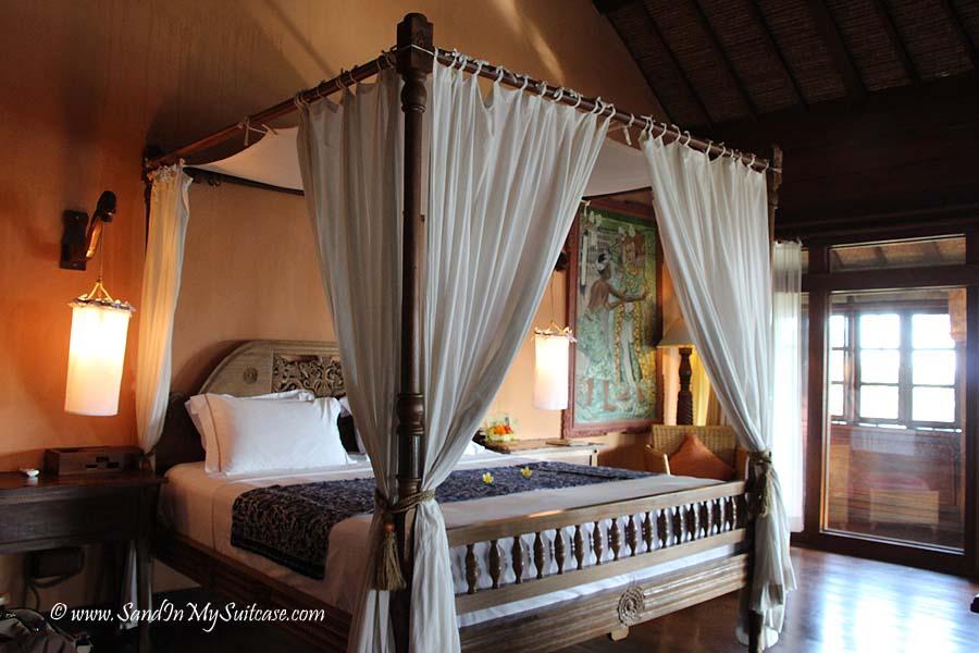 Tugu Bali review - bedroom