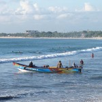 Jimbaran Beach is one of Bali's best beaches – and it has Sundara